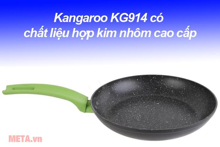 Hình ảnh chảo đá đáy từ Kangaroo KG914