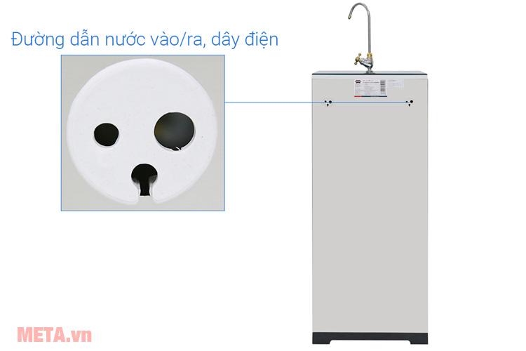 Bơm hút 2 chiều máy lọc nước