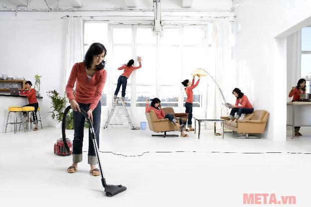 Những món đồ giúp việc dọn dẹp nhà cửa nhẹ nhàng khi Tết đến