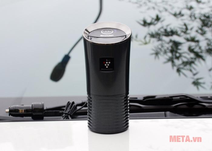 Hình ảnh máy lọc khí ô tô Sharp IG-GC2E-B/P/N
