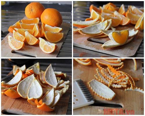 Thái cam