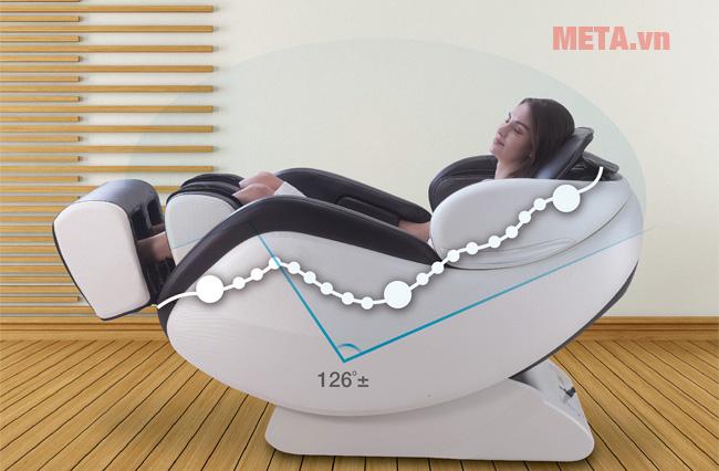 Ghế massage thư giãn toàn cơ thể