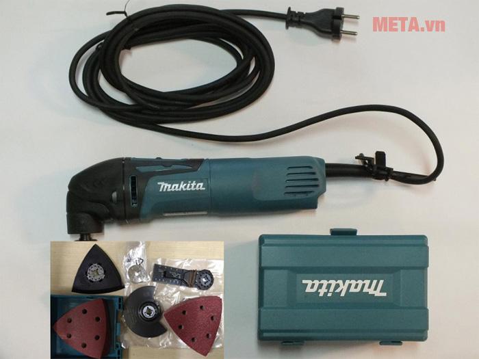 Máy cắt đa năng Makita TM3010CX14