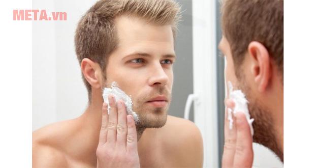 dao cạo râu