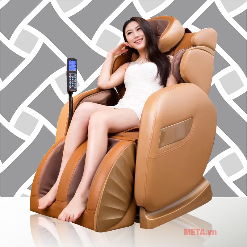 Ghế massage là gì?