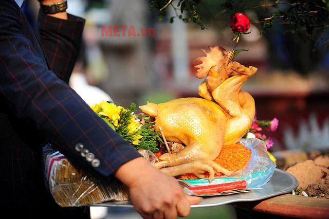Cách chọn gà cúng