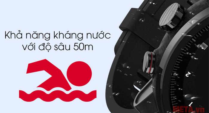 Xiaomi Amazfit Stratos 2 phù hợp để đi bơi