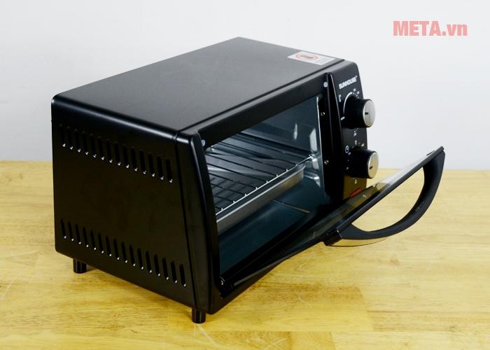 Lò nướng điện Sunhouse SHD4210 thiết kế sang trọng