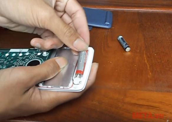 Pin máy tính