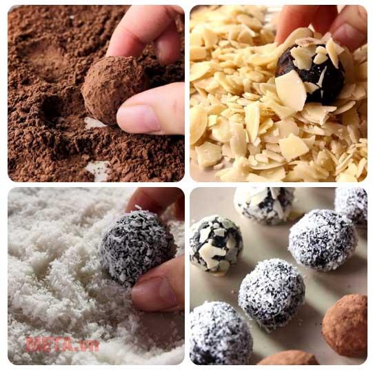 Chocolate truffle 3