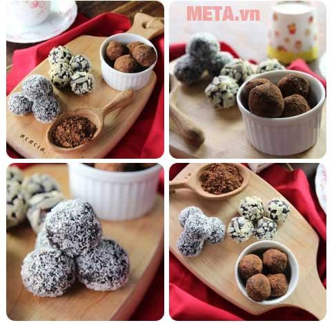 Chocolate truffle 4