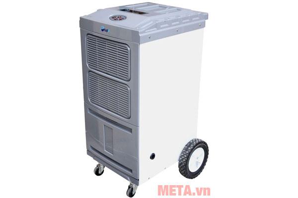 Máy có khả năng kiểm soát nhiệt độ chính xác