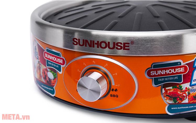 Bếp nướng hồng ngoại không khói Sunhouse SHD4668