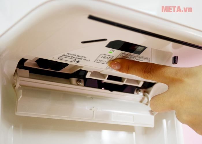 Bảng điều khiển máy sấy tay Panasonic FJ-T09A3