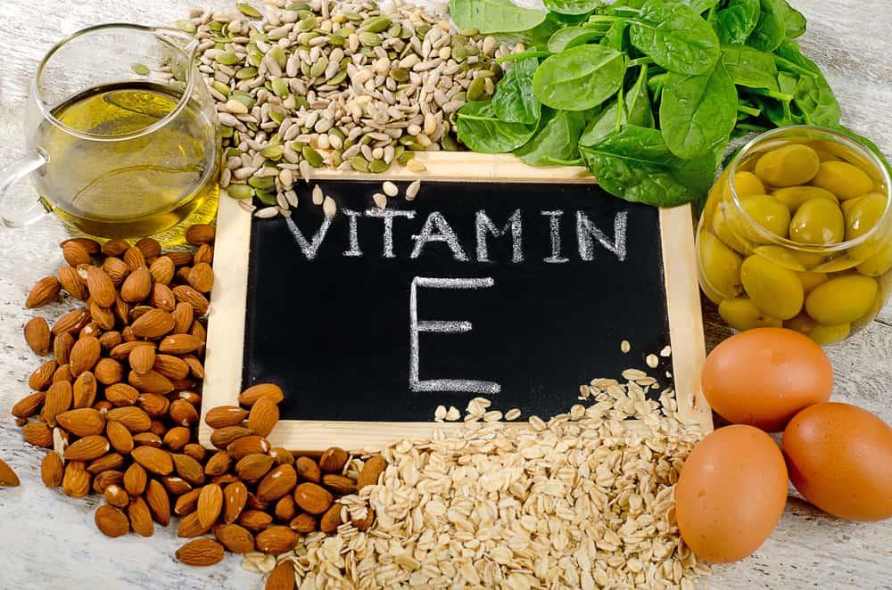 thực phẩm chứa nhiều vitamin E
