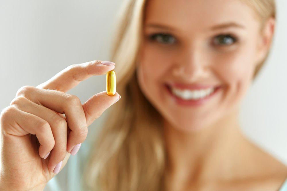 khi nào nên uống vitamin E