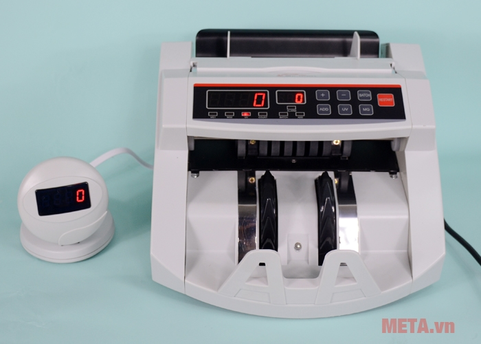 Hình ảnh máy đếm tiền Silicon MC-2200