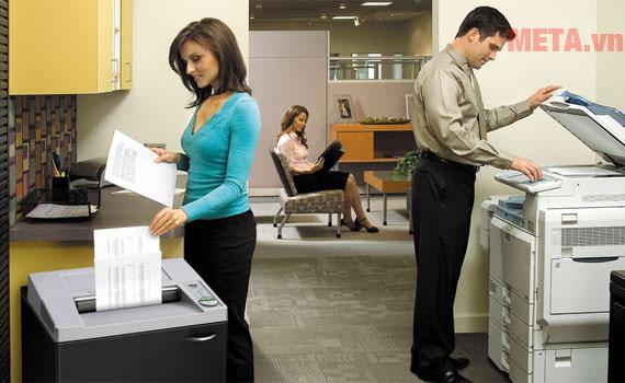 Tư vấn chọn mua máy hủy tài liệu, máy hủy giấy bền và tốt nhất