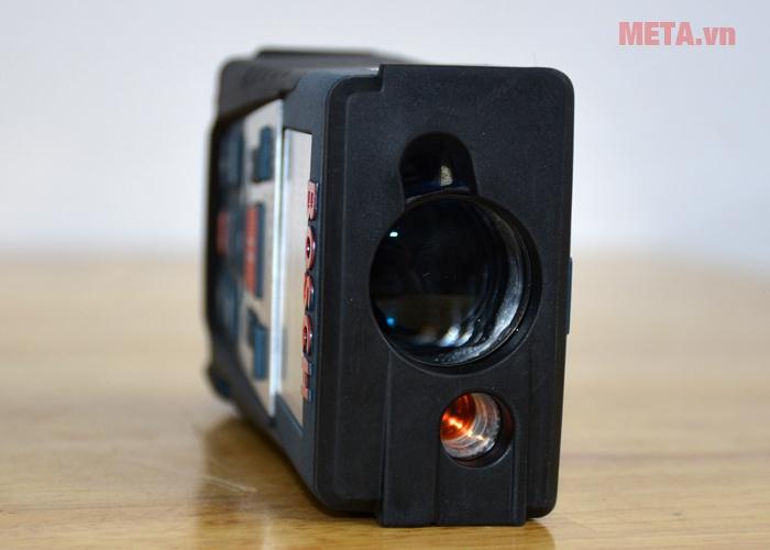 Ống nhòm trên máy đo khoảng cách laser Bosch GLM 250 VF