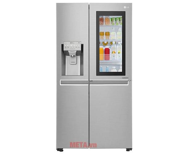Tủ lạnh side by side Inverter LG GR-X247JS 601 lít