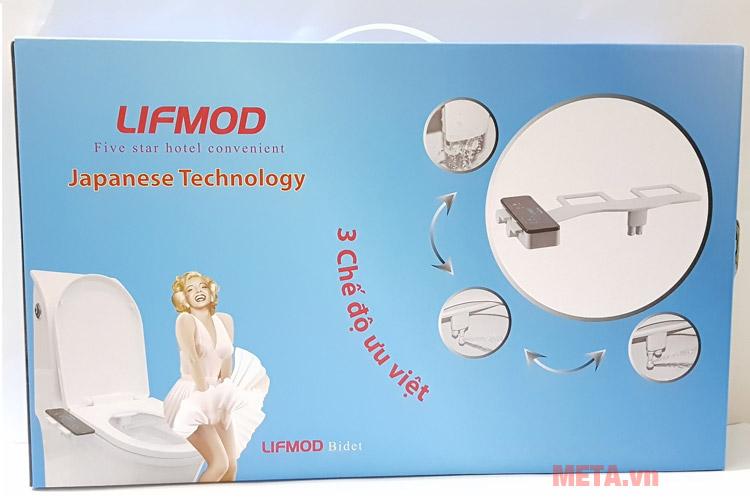 Thiết bị vệ sinh thông minh LIFMOD