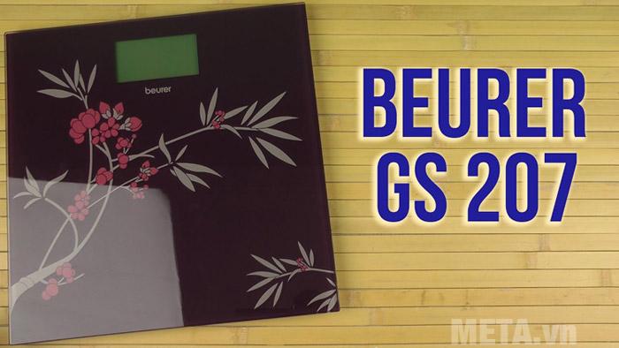 Beurer GS207