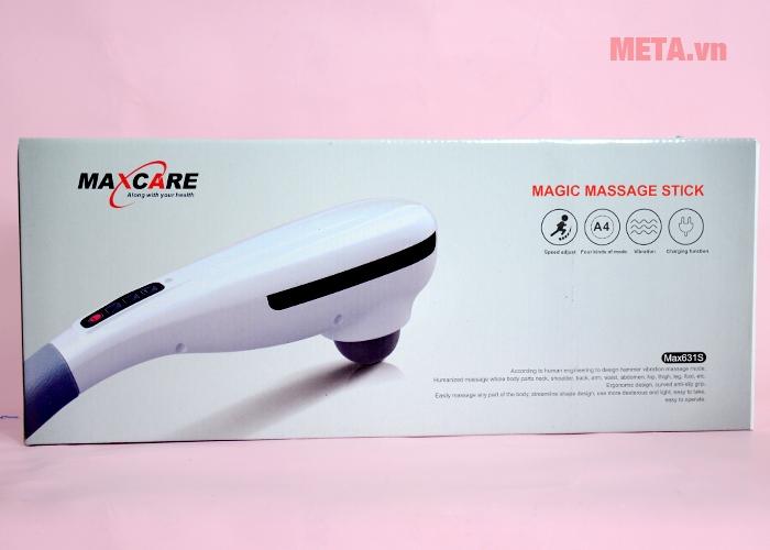 Hộp đựng máy massage cầm tay Maxcare Max631S