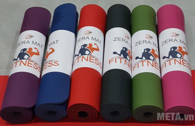 Thảm Yoga Zera