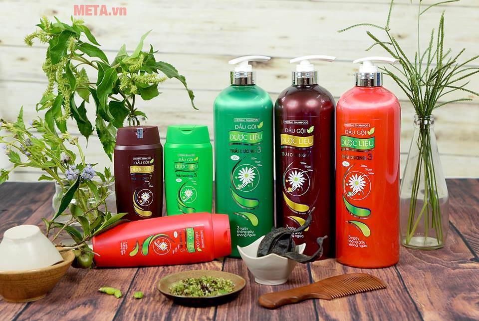 Nên chọn mua dầu gội Thái Dương 3 hay Thái Dương 7?