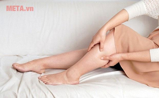 Người tiểu đường không nên dùng bồn massage chân