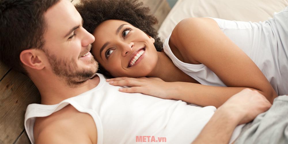 Làm thế nào để 2 vợ chồng luôn mặn nồng chuyện chăn gối?