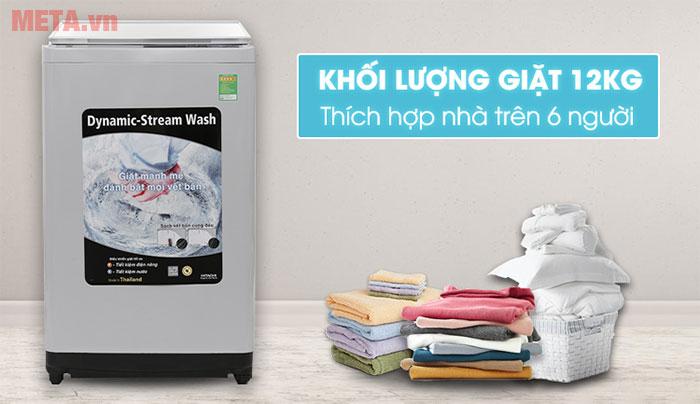 Máy giặt Hitachi SF-120XA 220-VT (COG-W)