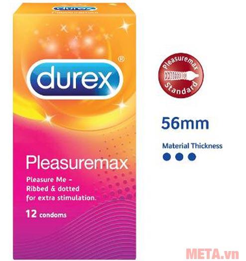 Tìm hiểu các loại bao cao su của Durex