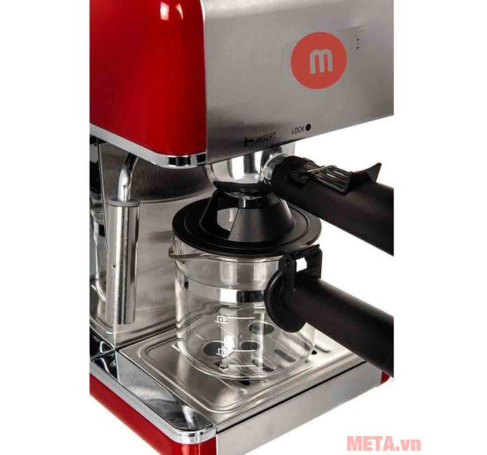 Máy pha cà phê bột