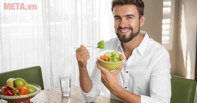Thực phẩm cải thiện sức khỏe sinh sản nam