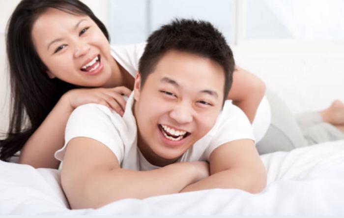 quan hệ vợ chồng
