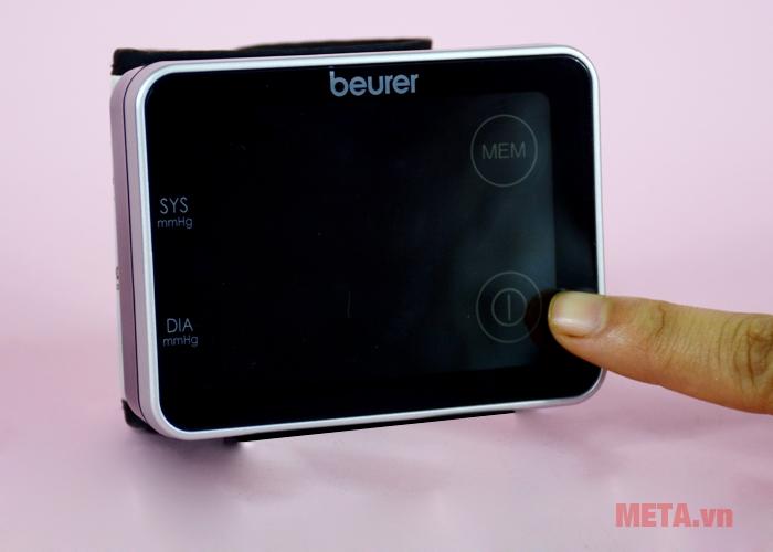 Hình ảnh máy đo huyết áp cổ tay Beurer BC 58