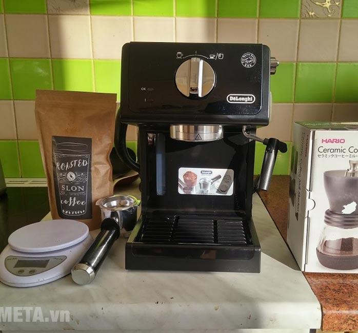 máy pha cà phê espresso mini