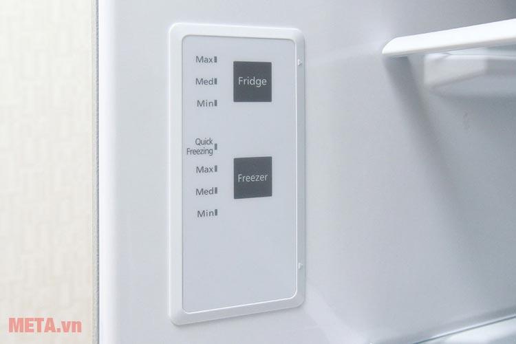 Bảng điều khiển Tủ lạnh