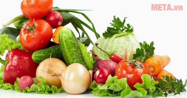 Thực phẩm bổ gan