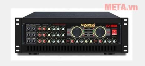 Amply liền Mixer Nanomax EV 1940