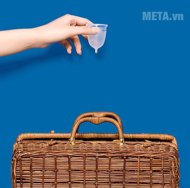 Sản phẩm dễ dàng cho vào túi