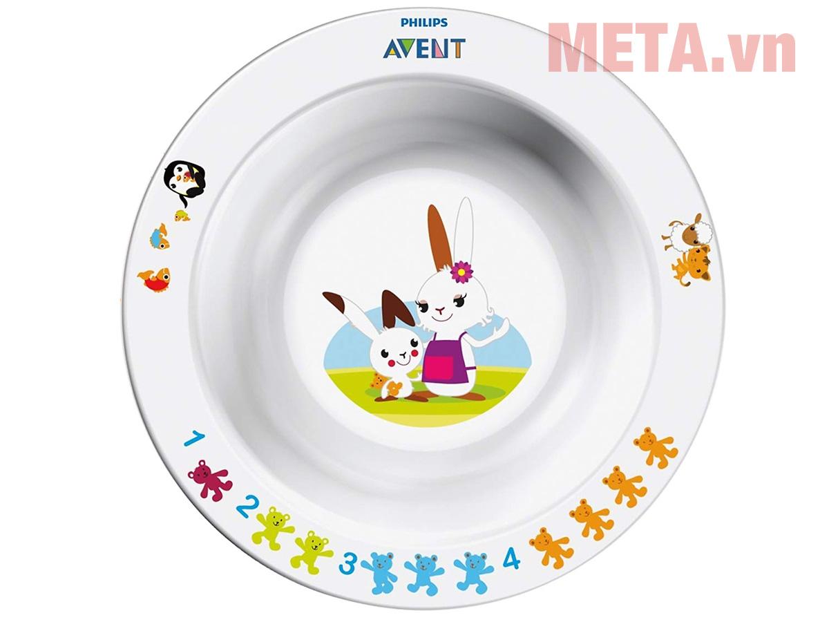 đĩa ăn dặm