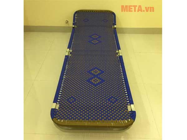 Giường gấp thông minh khung thép tĩnh điện Hưng Thịnh E5