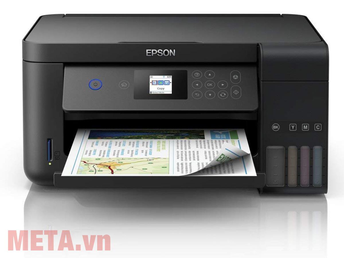 Epson L4160 Duplex
