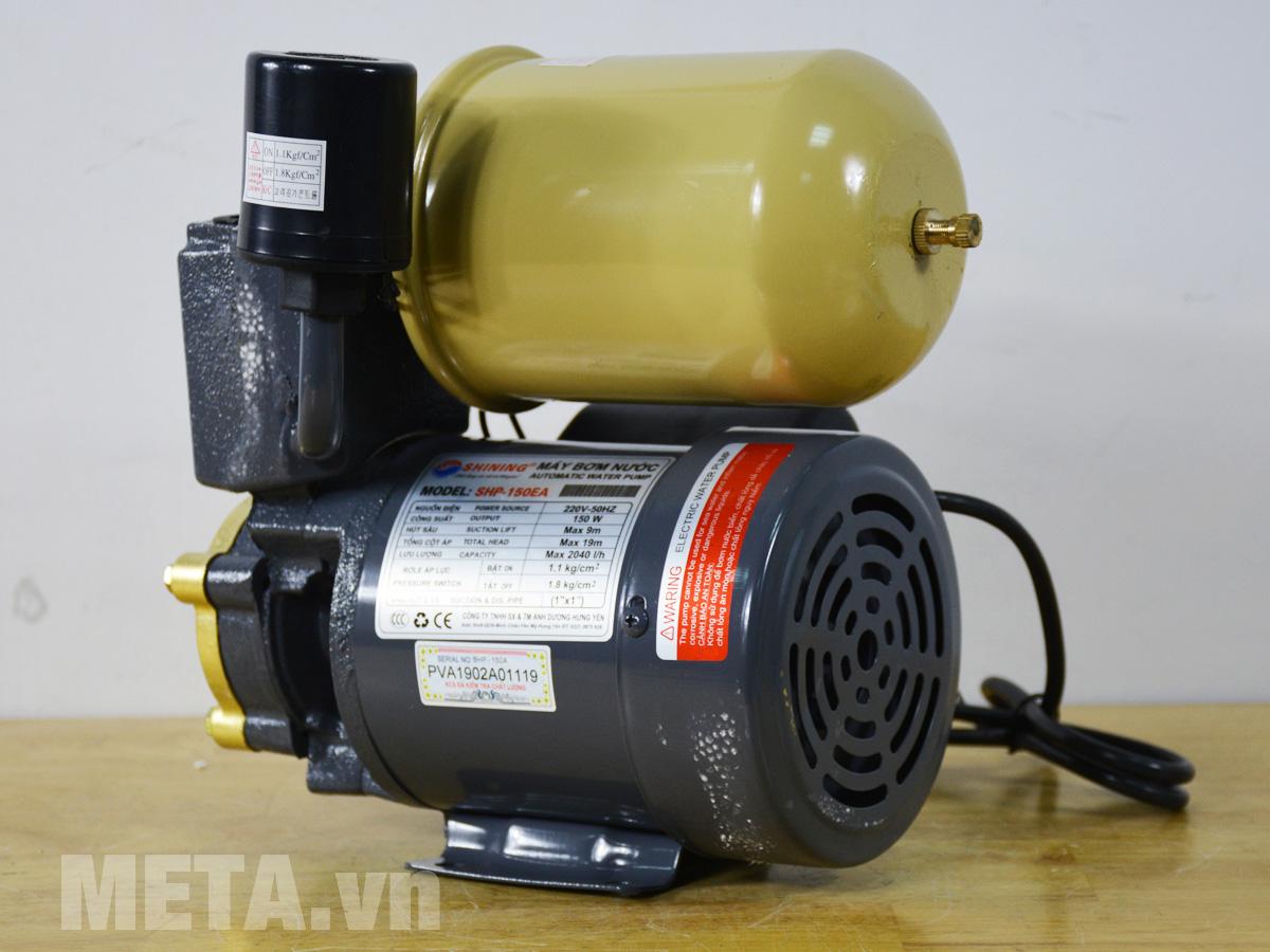 Máy bơm tăng áp Shining SHP-150EA