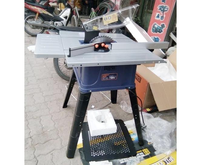 Máy cưa bàn Maxpro MPBTS254L có giá thành rẻ mà lại mang đến hiệu quả công việc không hề nhỏ