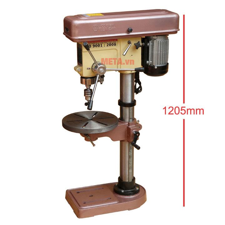 Hình ảnh máy khoan bàn Tiến Đạt KT1M2 1HP/220V - 1.2m