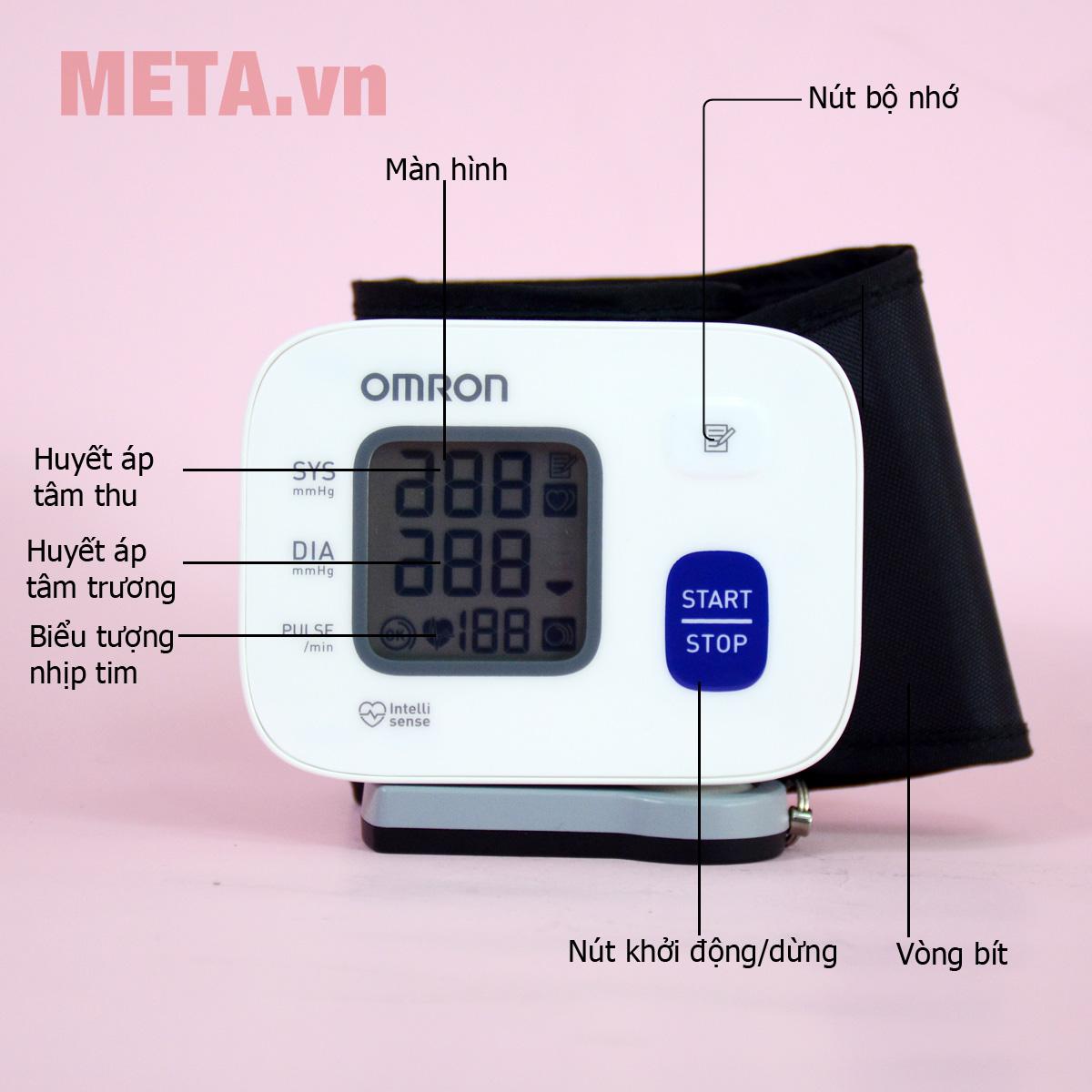 máy đo huyết áp