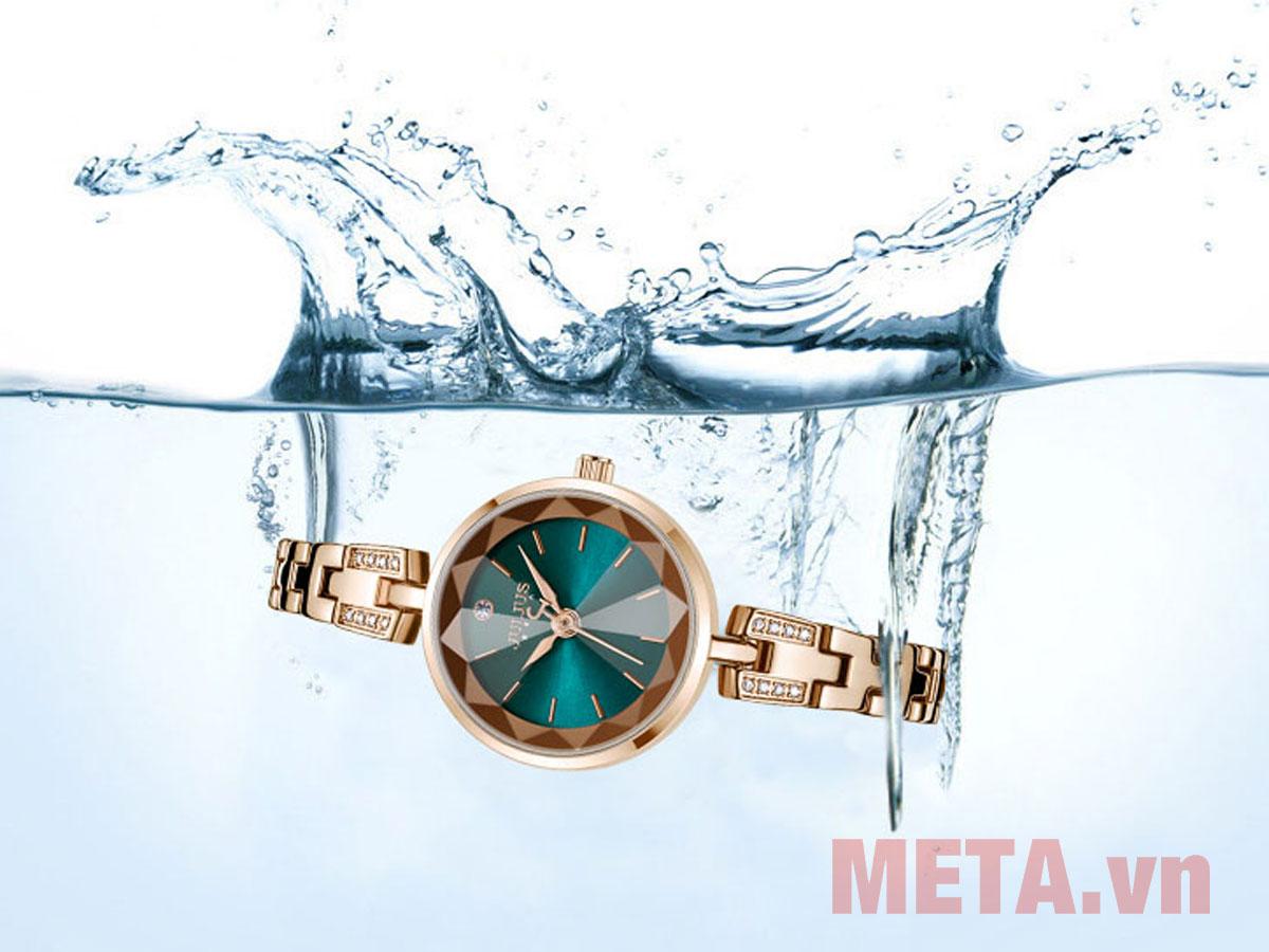 Đồng hồ Julius JA-1103 chống nước ở độ sâu 30m